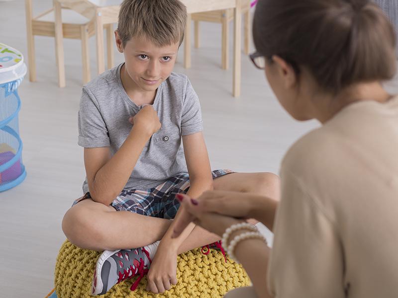 Childrens Mental Health Image